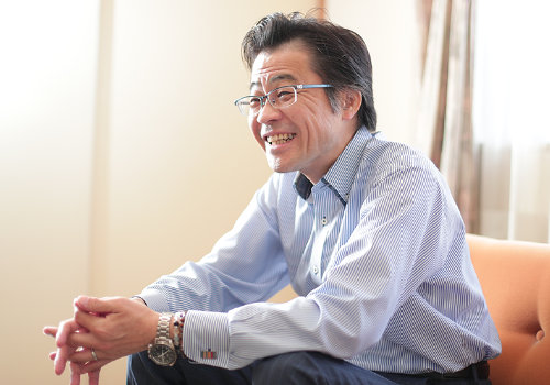 平和印刷工業株式会社 代表取締役社長 中 敏郎